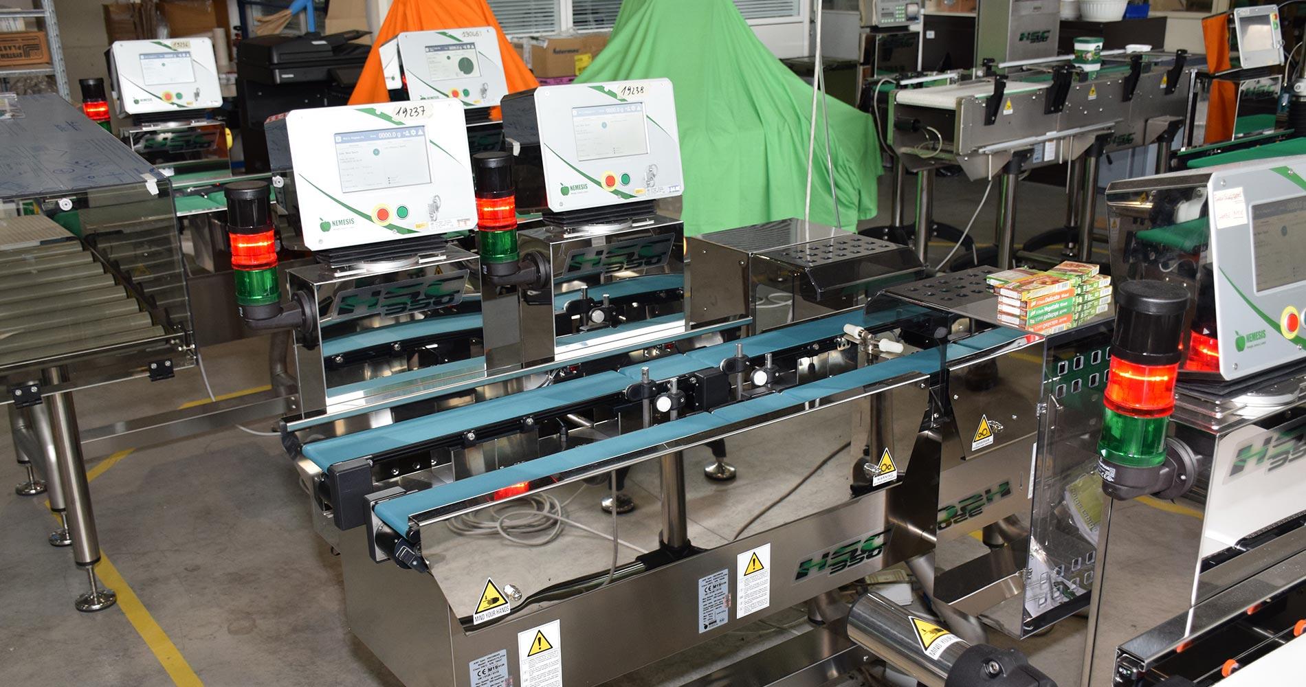 Купить чеквейр весовое оборудование металлдетектор этикетировщик