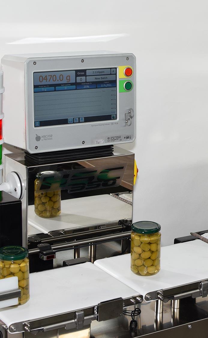 Купить чеквейр весовое оборудование металл детектор этикетировщик
