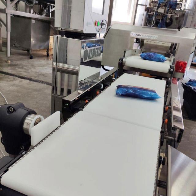 Купить чеквейер контроль веса морепродуктов креветок Украина Киев