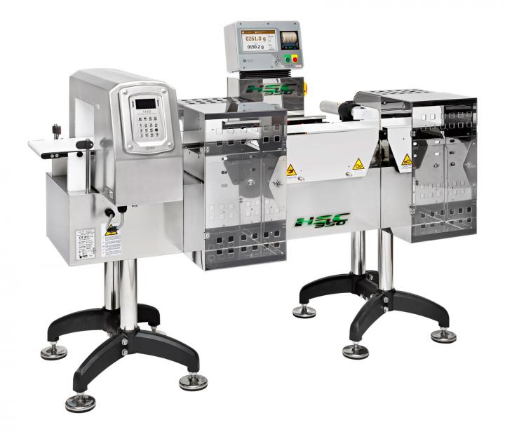 Купить Металл детектор Nemesis с контролем веса серия M. Продажа весового оборудования Украина